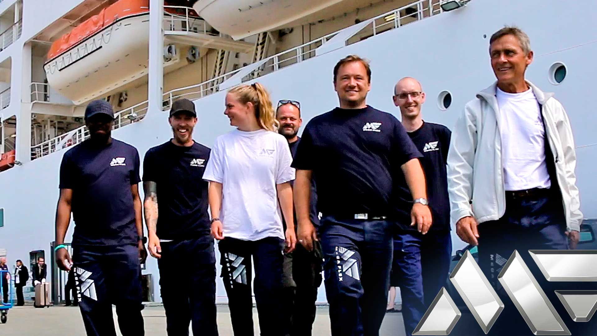 Mega Flex Service for Cruise ShipsCPH